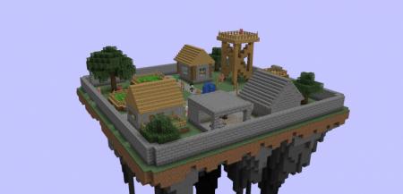 Скачать Rediscovered для Minecraft 1.16.3