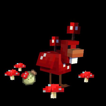 Скачать Earth Mobs для Minecraft 1.16.2