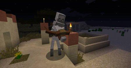 Скачать Mutant Beasts для Minecraft 1.12.2