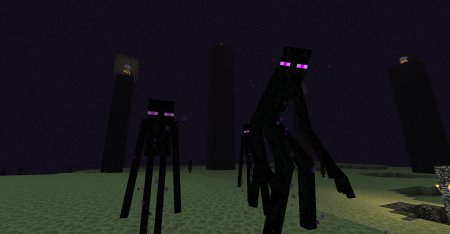 Скачать Mutant Beasts для Minecraft 1.16.3
