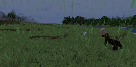 Скачать Better Weather для Minecraft 1.16