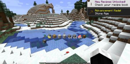 Скачать Inventory HUD для Minecraft 1.16.3
