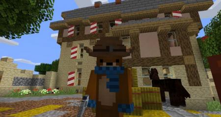 Скачать Wild West Guns для Minecraft 1.15.2
