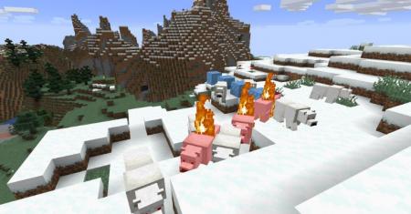 Скачать Iceologer для Minecraft 1.15