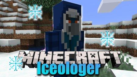 Скачать Iceologer для Minecraft 1.15.2