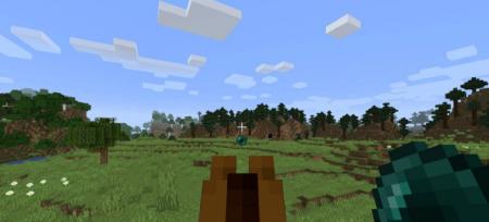 Скачать Mounted Pearl для Minecraft 1.16.2
