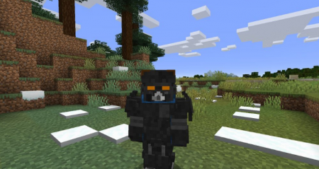 Скачать Fallout Power Armors для Minecraft 1.15