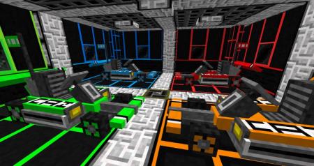 Скачать Minigames Maker для Minecraft 1.15