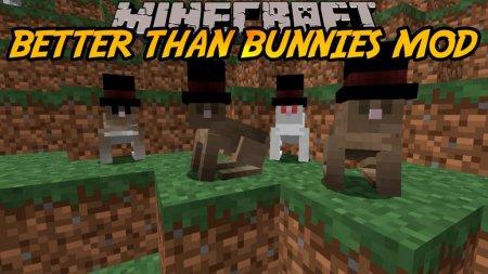 Скачать Better Than Bunnies для Minecraft 1.16.3