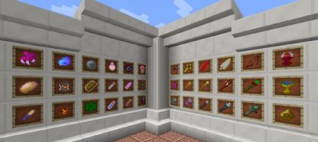 Скачать Reliquary для Minecraft 1.16.2