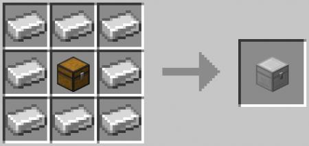 Скачать Expanded Storage для Minecraft 1.16.3
