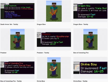 Скачать FunItems для Minecraft 1.16.3