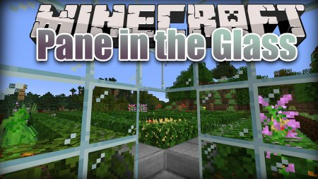 Скачать Pane in the Glass для Minecraft 1.16.1