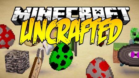 Скачать Uncrafted для Minecraft 1.16.3