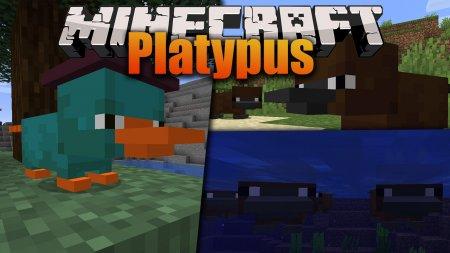 Скачать Platypus для Minecraft 1.16