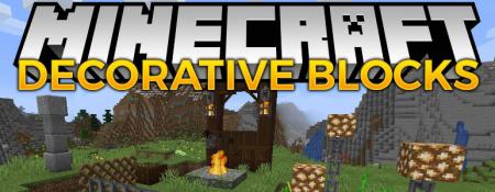 Скачать Decorative Blocks для Minecraft 1.15.1