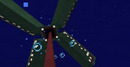 Скачать Ocean Depths Monster для Minecraft 1.16