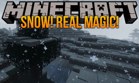 Скачать Snow! Real Magic! для Minecraft 1.16.3