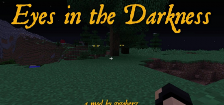 Скачать Eyes in the Darkness для Minecraft 1.16.1