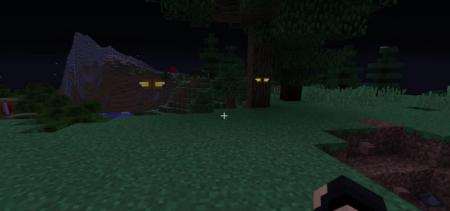 Скачать Eyes in the Darkness для Minecraft 1.16.3