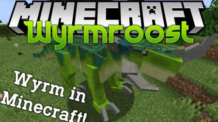 Скачать Wyrmroost для Minecraft 1.16.3