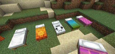 Скачать Bedspreads для Minecraft 1.16.3