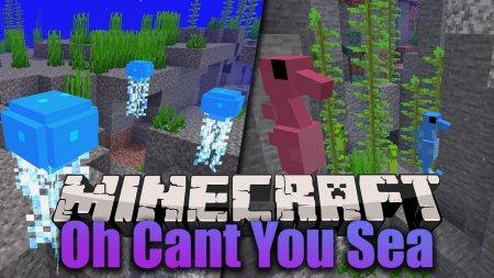 Скачать Oh Cant You Sea для Minecraft 1.15