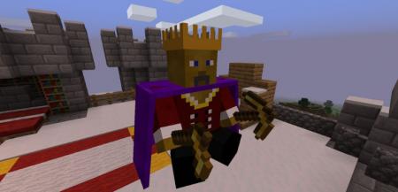 Скачать dainxt's Dungeons для Minecraft 1.16