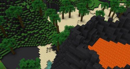 Скачать Terrestria для Minecraft 1.14.4