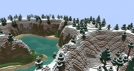 Скачать Terrestria для Minecraft 1.16.3