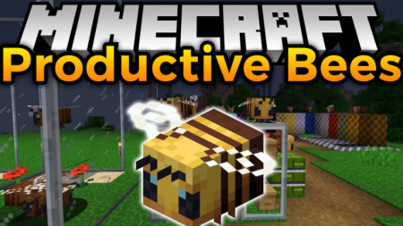Скачать Productive Bees для Minecraft 1.16.3
