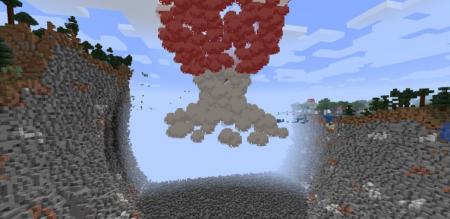 Скачать Atomic Explosion для Minecraft 1.16