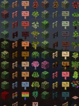 Скачать Treemendous для Minecraft 1.16.3