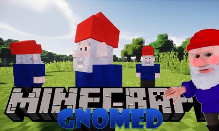 Скачать Gnomed для Minecraft 1.16.3