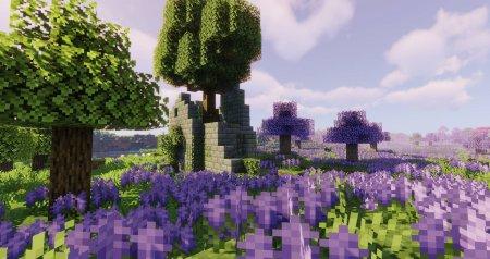 Скачать Valhelsia Structures для Minecraft 1.16.1