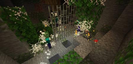 Скачать Valhelsia Structures для Minecraft 1.16.3