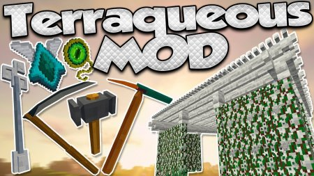 Скачать Terraqueous для Minecraft 1.16.3