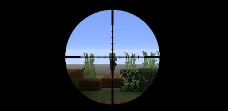 Скачать A.V.A – Alliance of Valiant Arms Guns для Minecraft 1.16.3