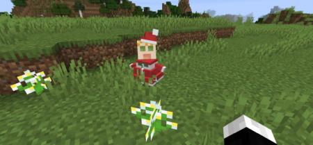 Скачать Padoru для Minecraft 1.16.2