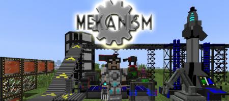 Скачать Mekanism для Minecraft 1.16.3