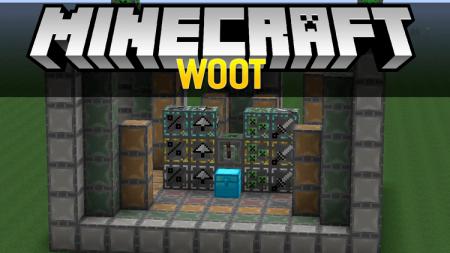 Скачать Woot для Minecraft 1.16.3