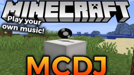 Скачать MCDJ для Minecraft 1.16