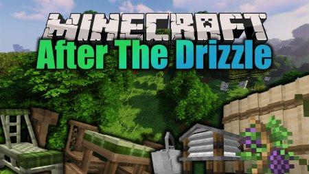 Скачать After The Drizzle для Minecraft 1.15