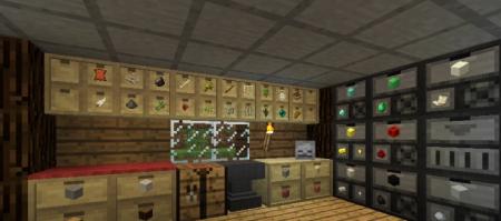 Скачать Storage Drawers для Minecraft 1.16.2