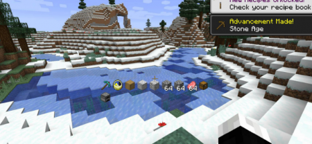 Скачать Inventory HUD Plus для Minecraft 1.16.3