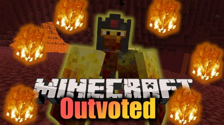 Скачать Outvoted для Minecraft 1.15