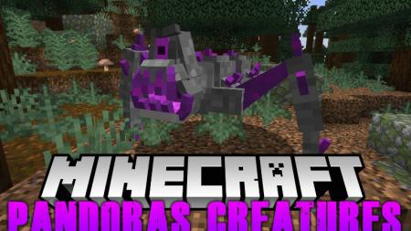 Скачать Pandoras Creatures для Minecraft 1.16.2