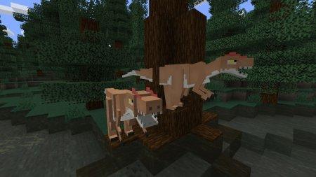 Скачать Insanity MC для Minecraft 1.15