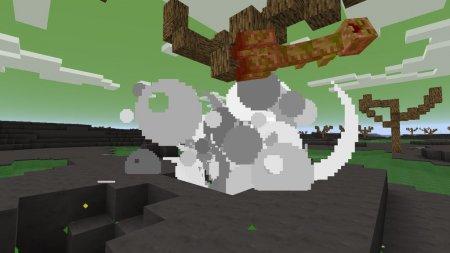 Скачать Insanity MC для Minecraft 1.15.2