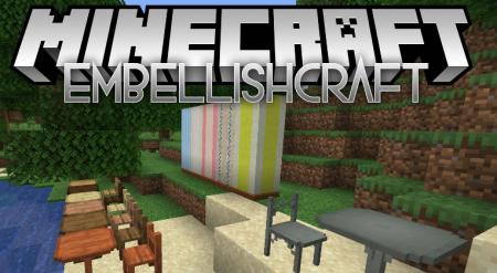 Скачать EmbellishCraft для Minecraft 1.16.3
